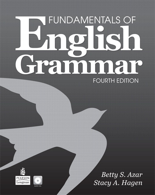 Fundamentals of English Grammar, MyEnglishLab