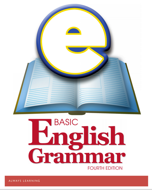 Basic English Grammar, eText & MyEnglishLab