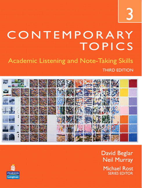 Contemporary Topics 3, Streaming Video