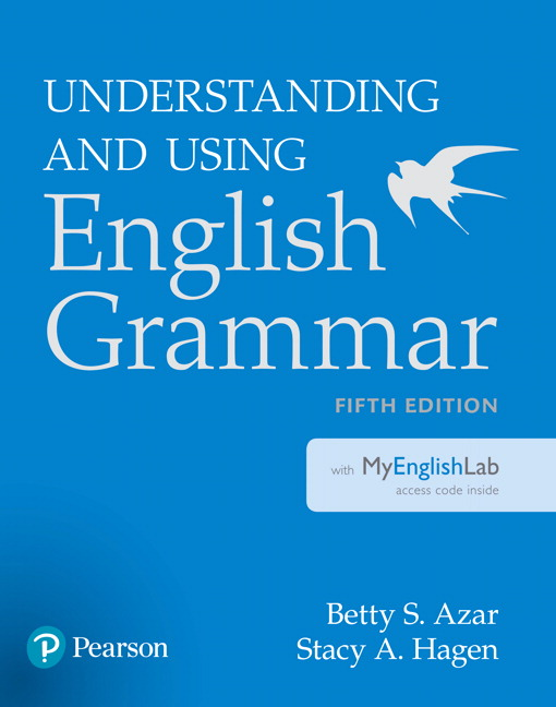 Understanding and Using English Grammar, Fifth Edition, MyEnglishLab