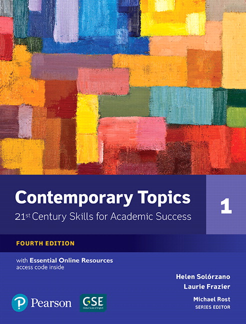 Contemporary Topics 1 Digital Book and Essential Online Resources