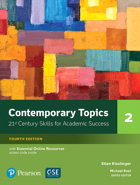 Contemporary Topics 2 Digital Book and Essential Online Resources