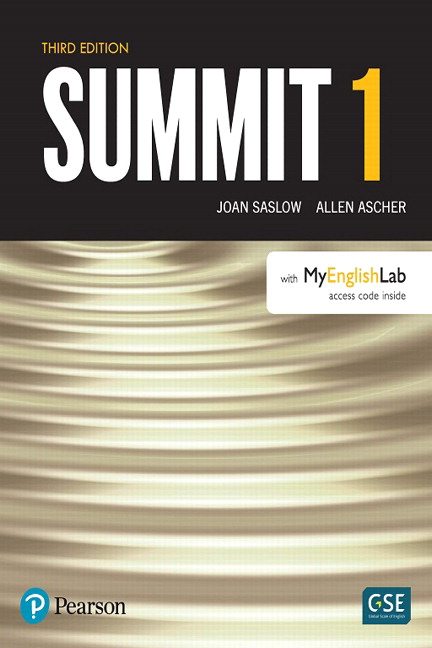 Summit 1 3/e Student eBook with MEL
