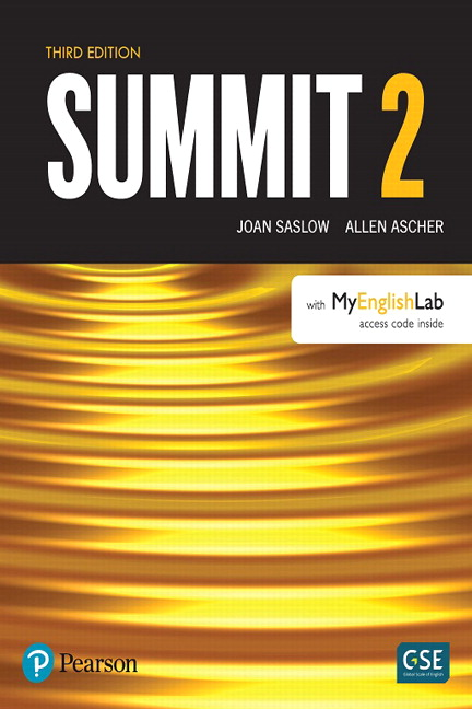 Summit 2 3/e Student eBook with MEL