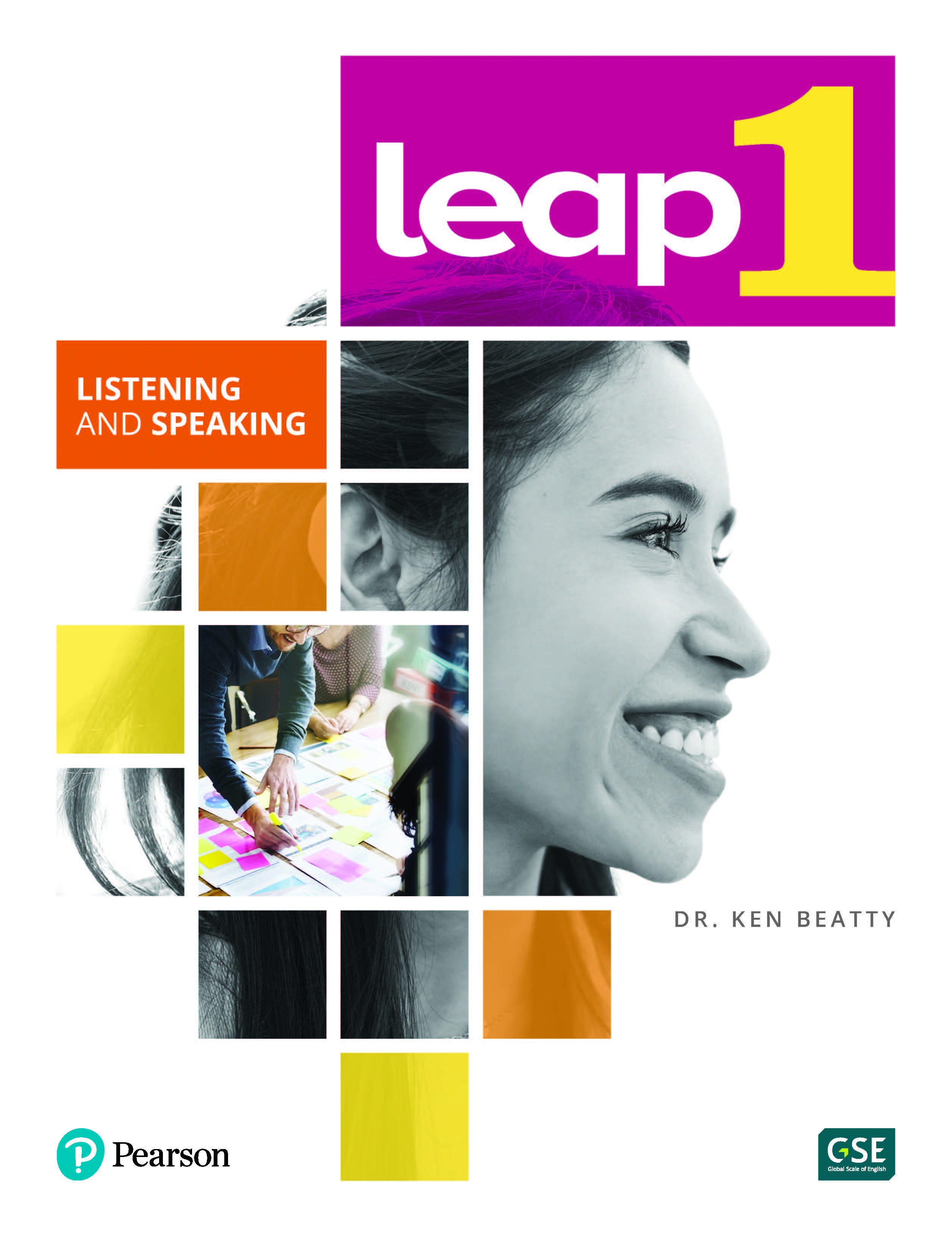 LEAP Listening and Speaking Level 1 eText with My eLab