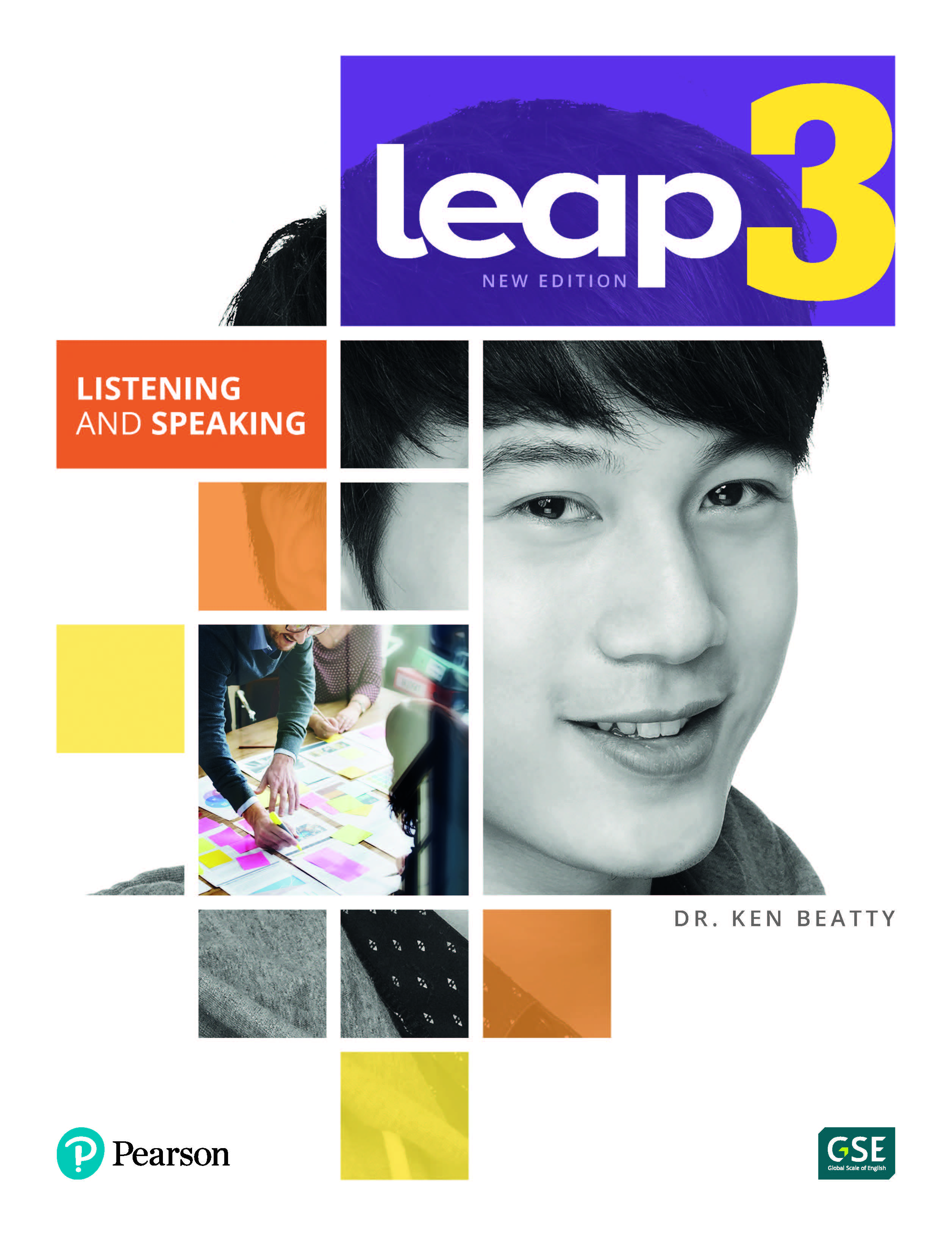 LEAP Listening and Speaking Level 3 eText with My eLab