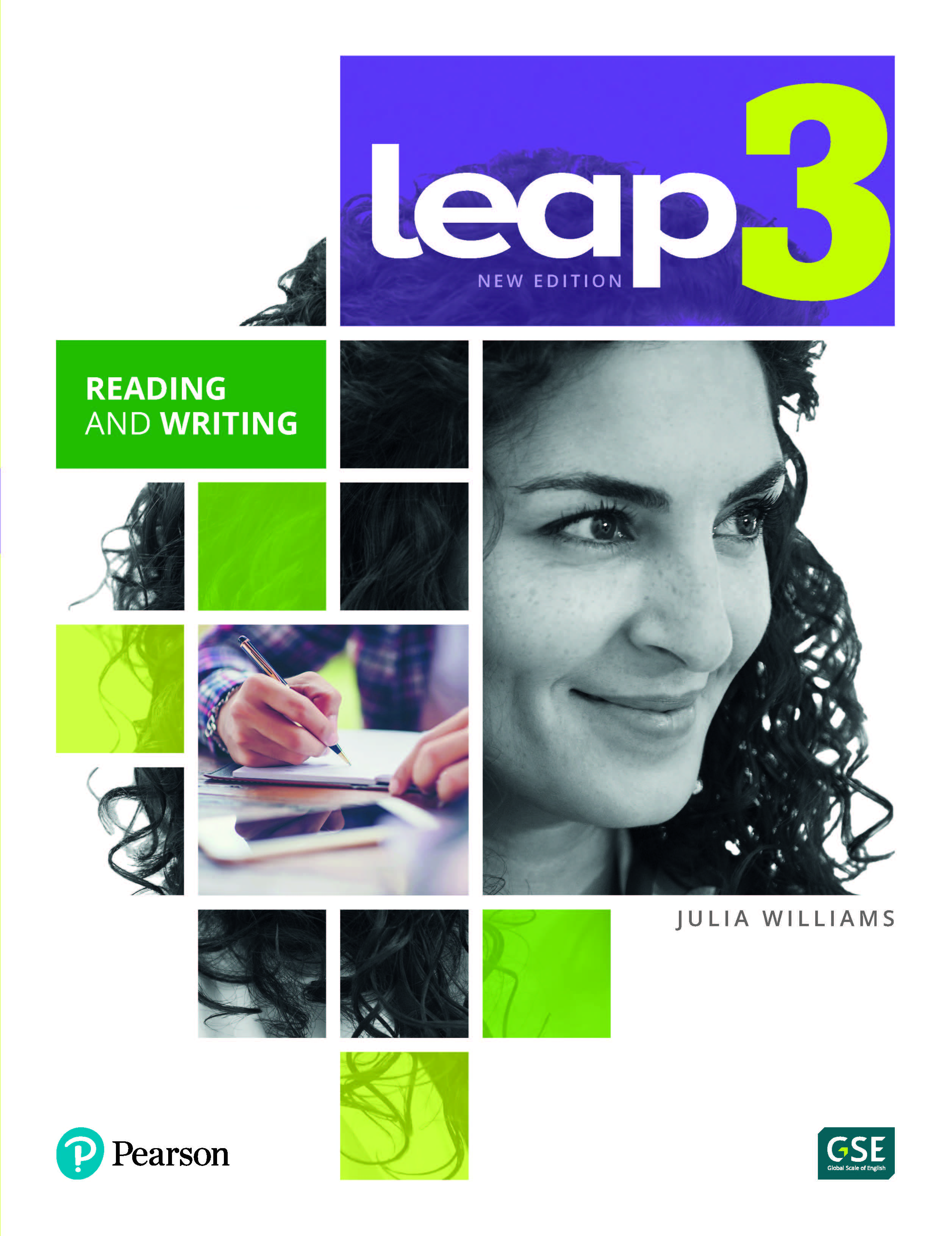 LEAP Reading and Writing Level 3 eText with My eLab