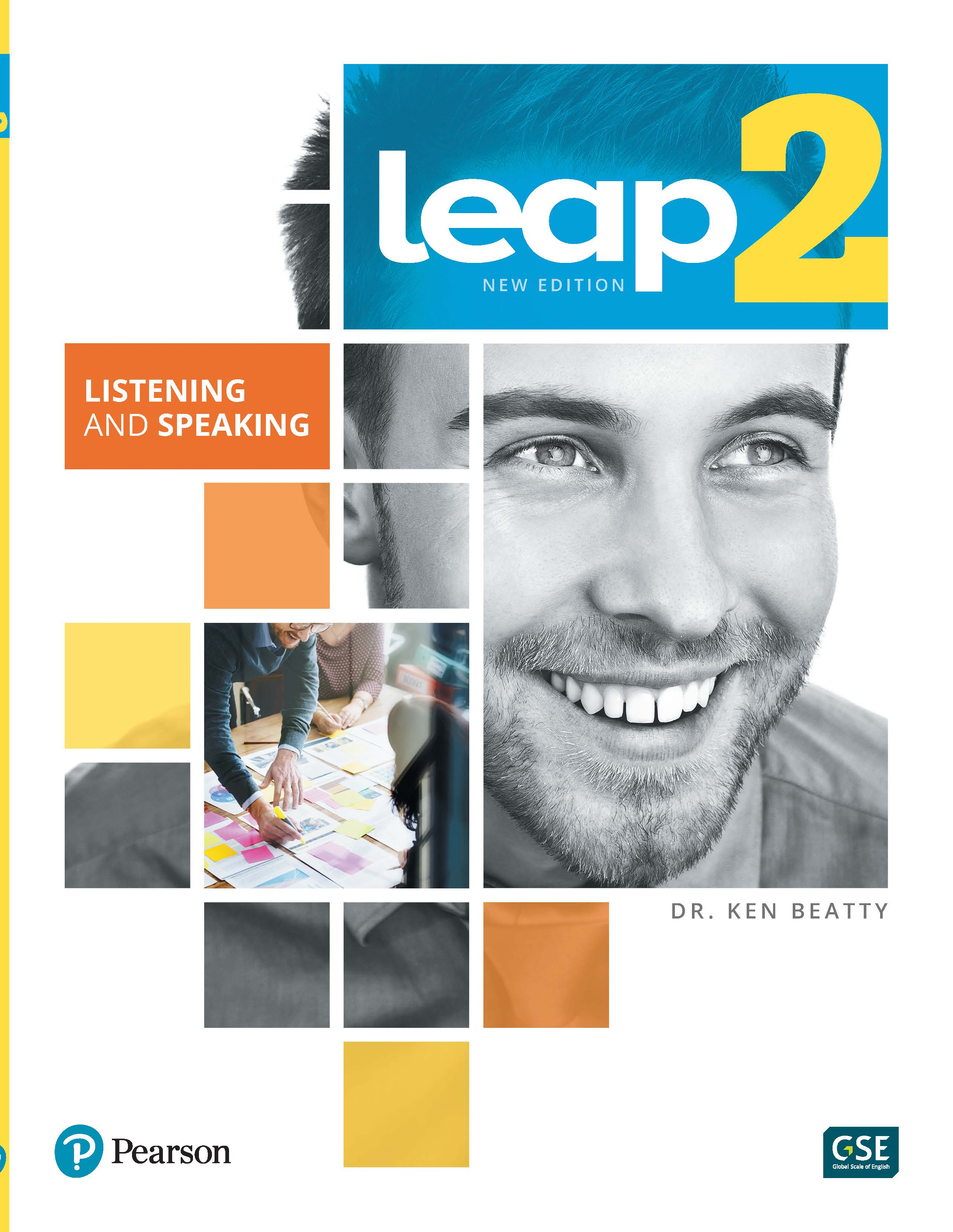 LEAP Listening and Speaking Level 2 eText with My eLab