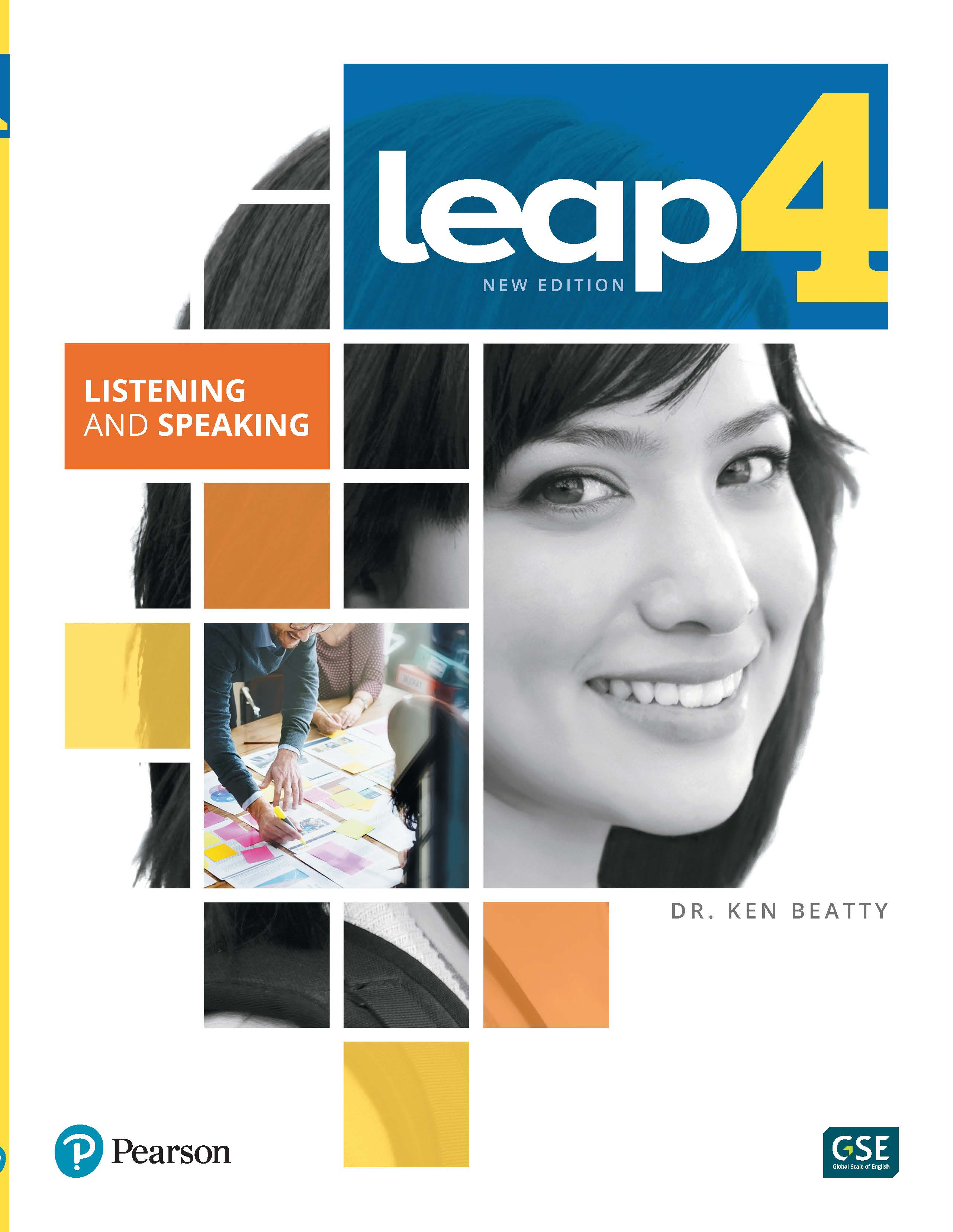 LEAP Listening and Speaking Level 4 eText with My eLab