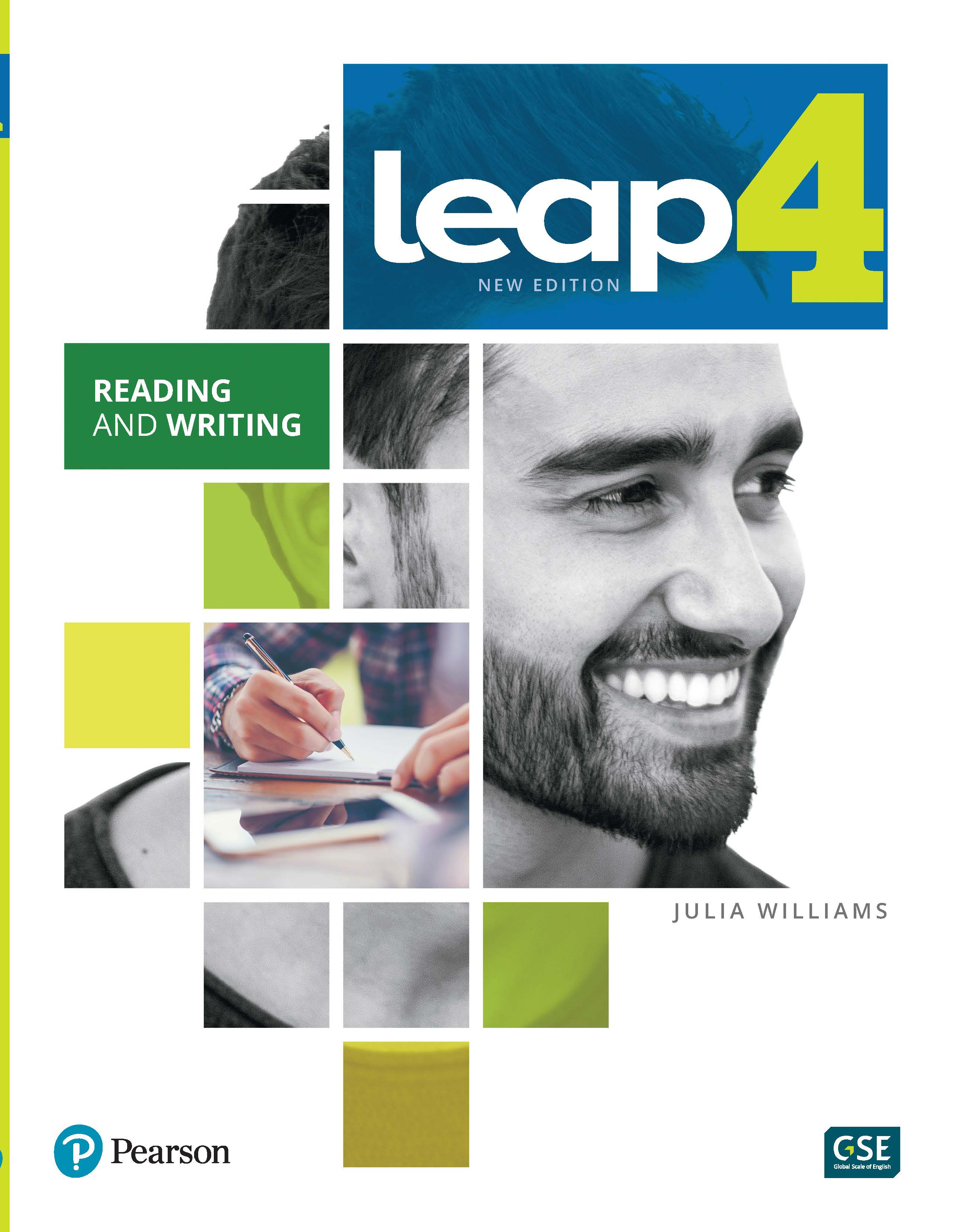 LEAP Reading and Writing Level 4 eText with My eLab