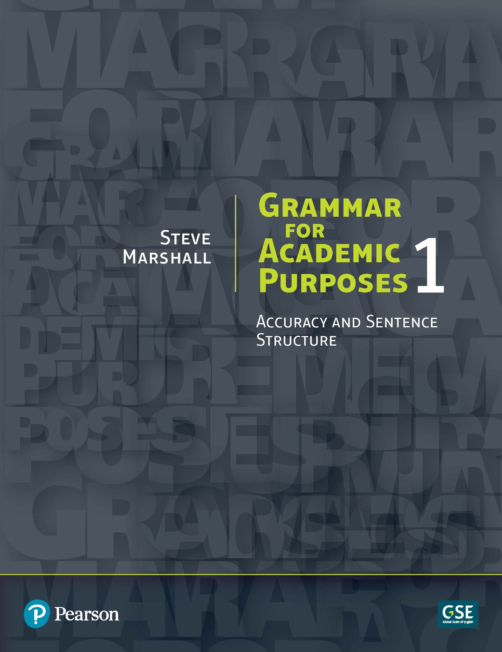 Grammar for Academic Purposes Level 1 eText with My eLab