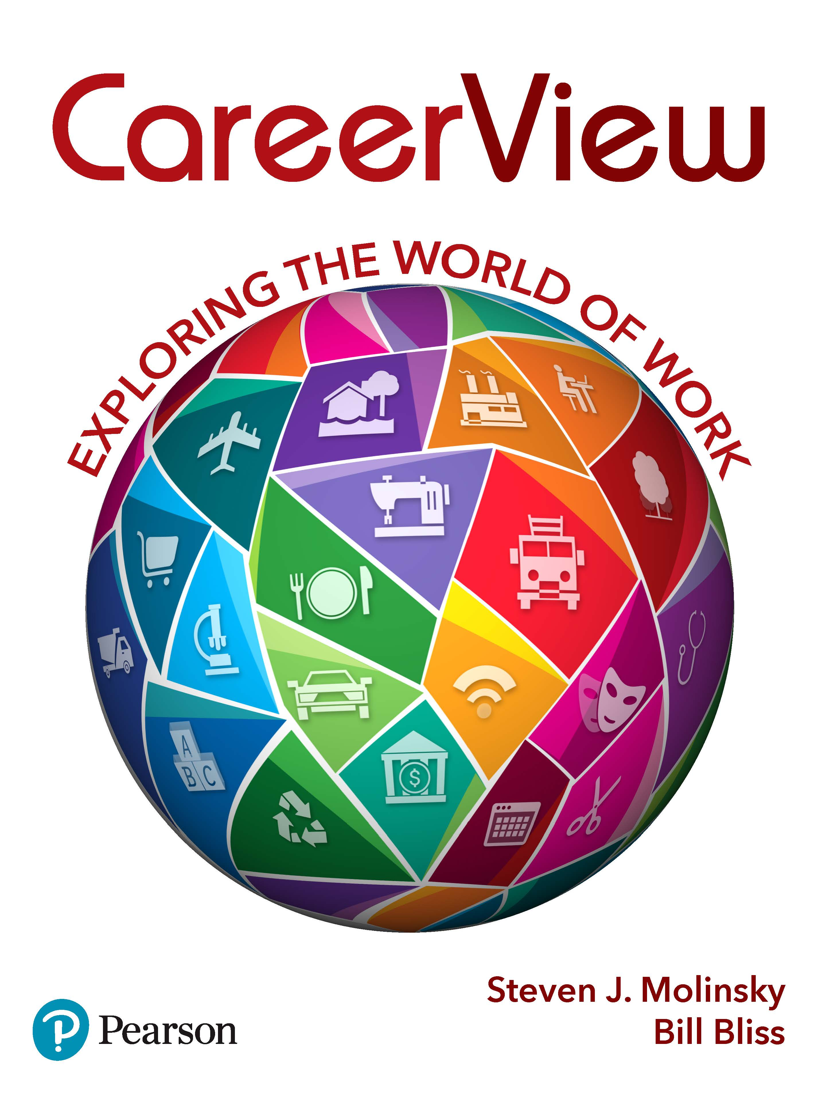 CareerView: Core text Digital Book