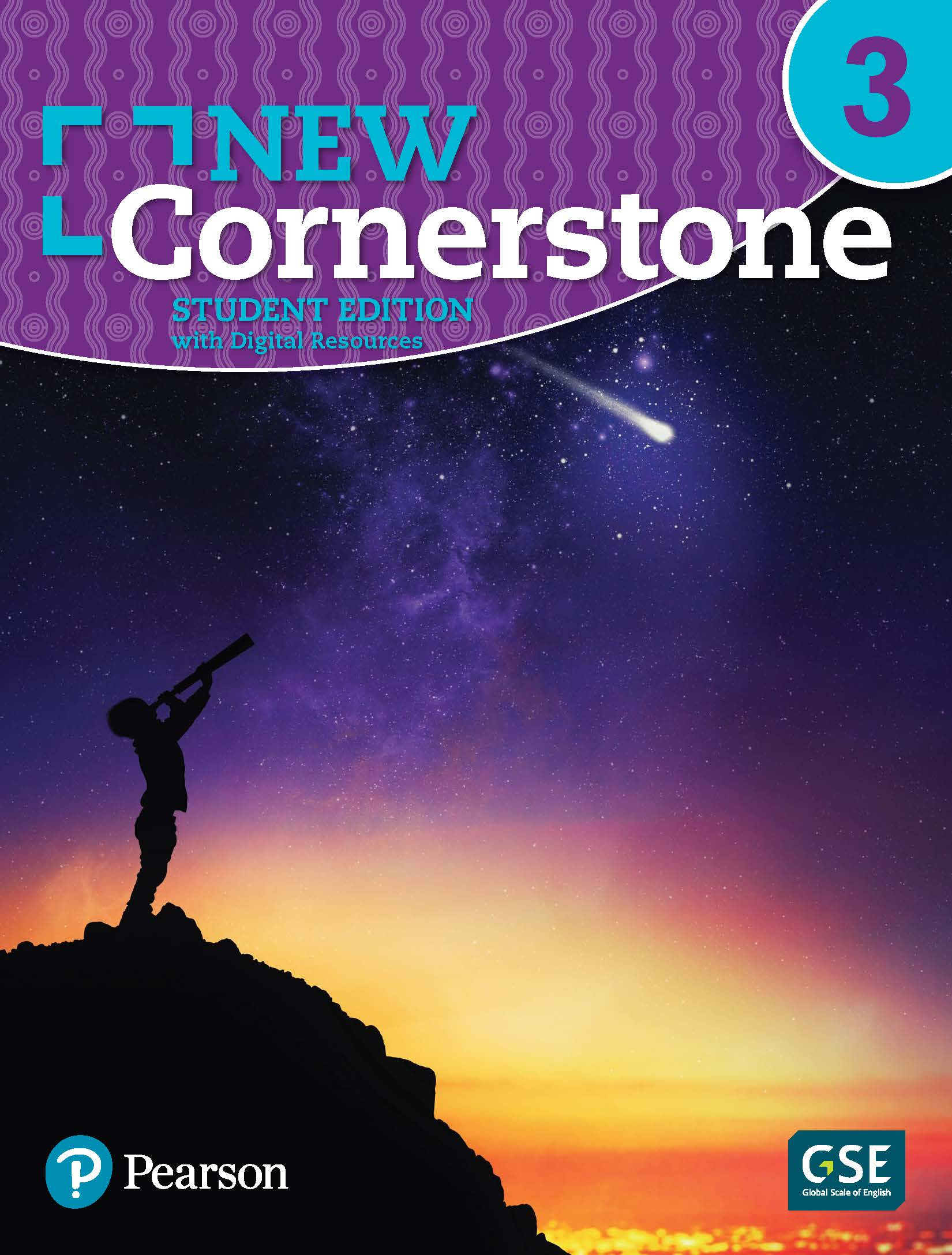 New Cornerstone 3 Reader+ eBook