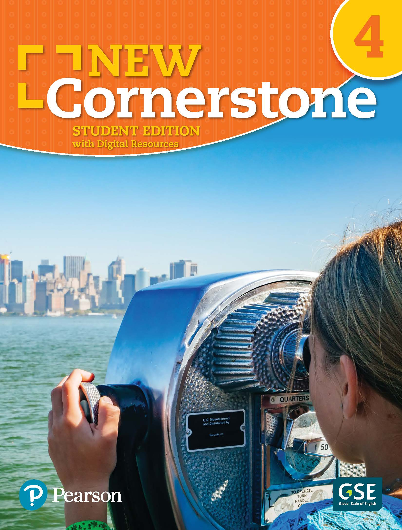 New Cornerstone 4 Reader+ eBook