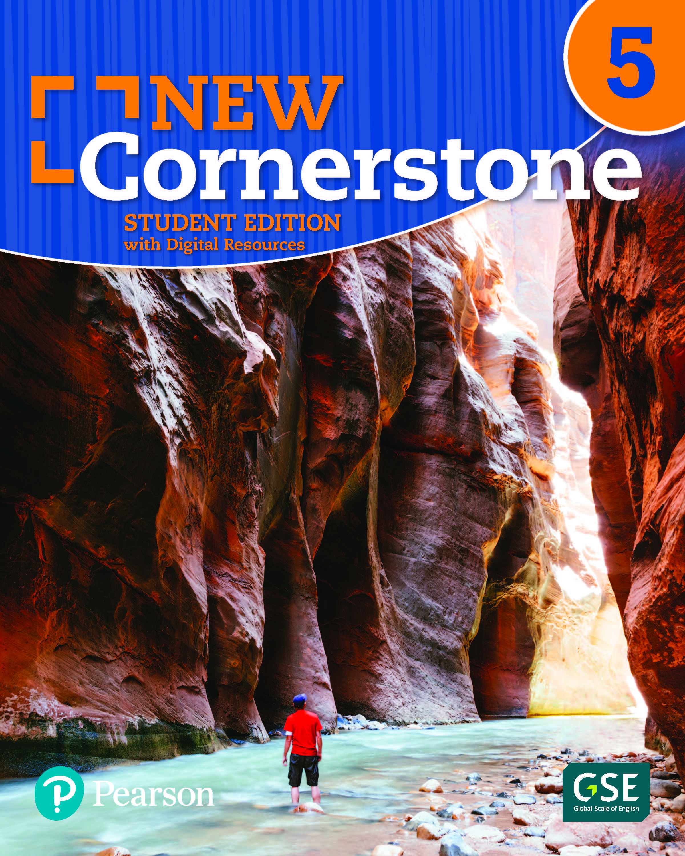 New Cornerstone 5 Reader+ eBook