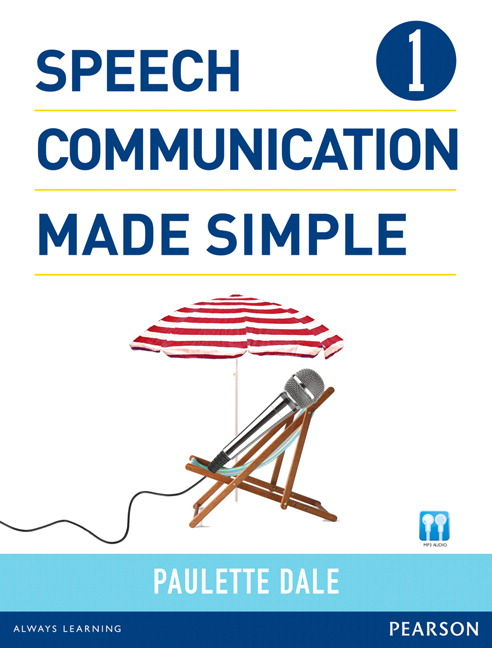 Speech Communication Made Simple 1 Digital Book and Audio