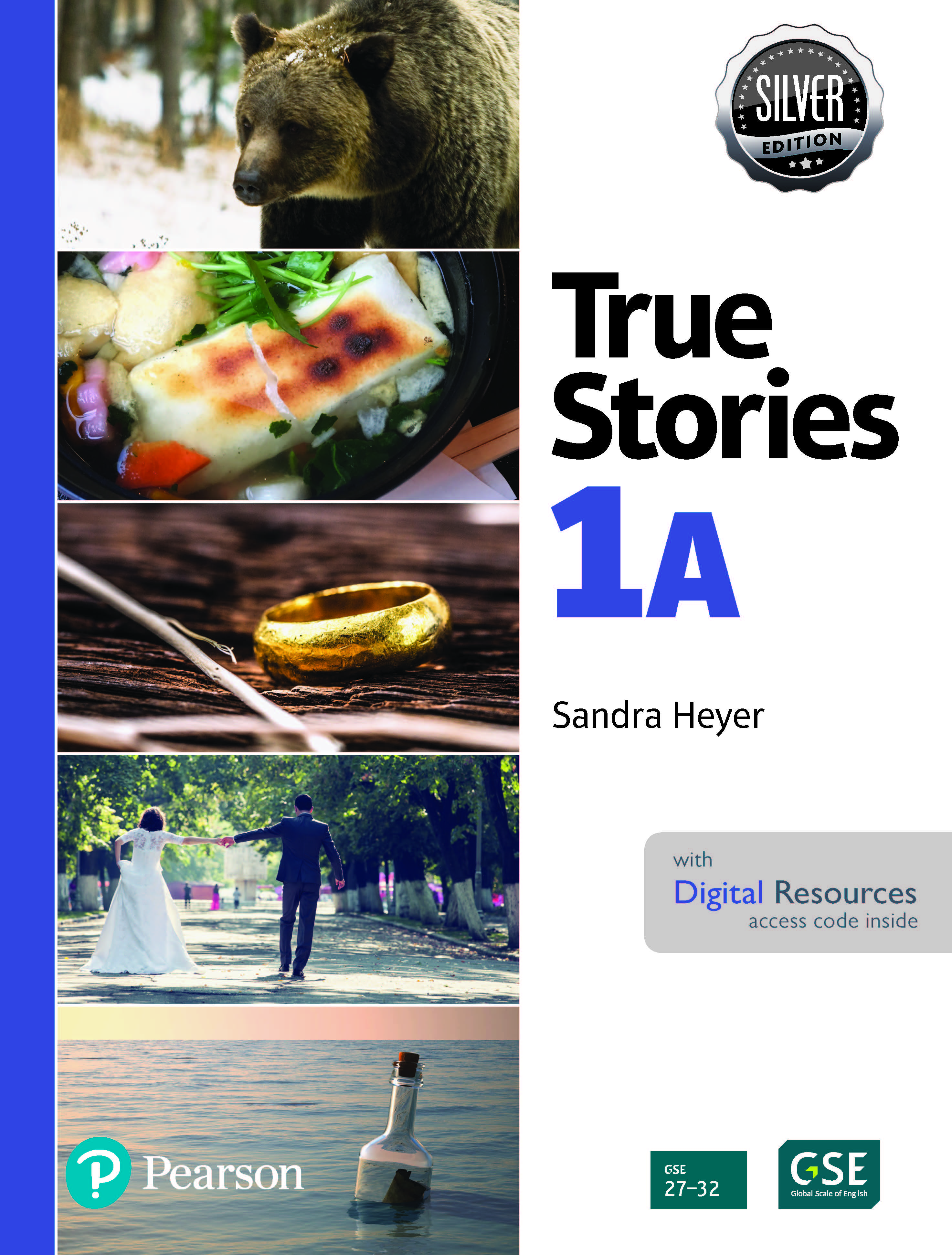 True Stories 1A Digital Book with Essential Online Resources