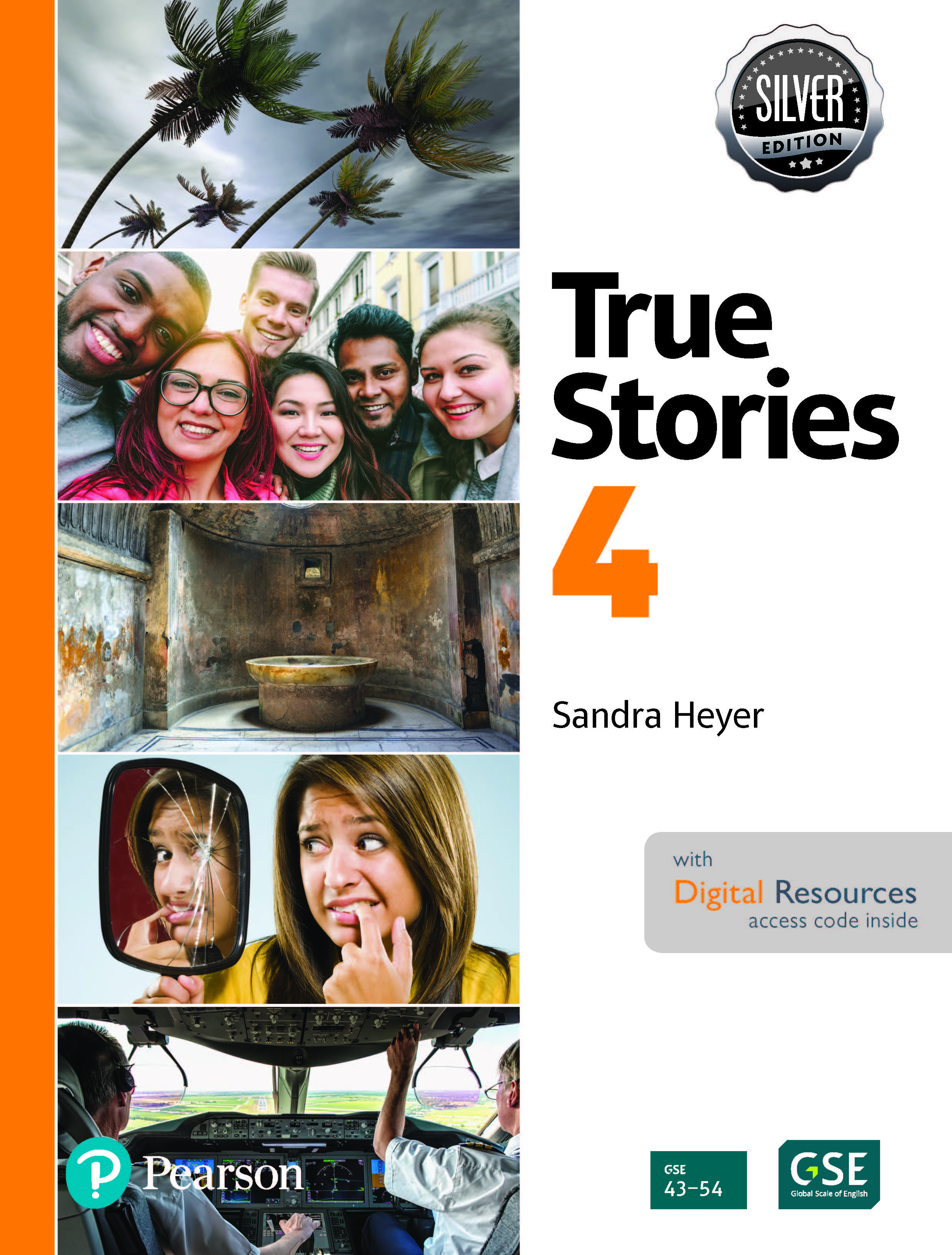 True Stories 4 Digital Book with Essential Online Resources