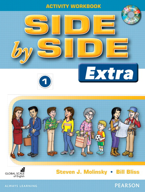 Side by Side Extra 1 Activity Workbook